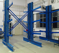 Wall Cantilever Racking System